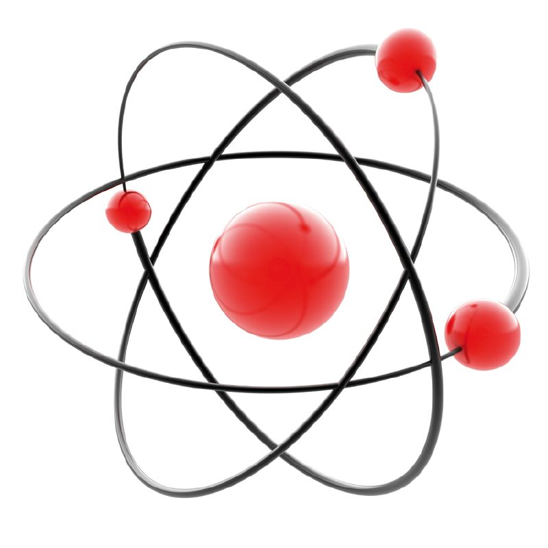 why do atoms have