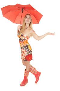 Colorful Rain Boot