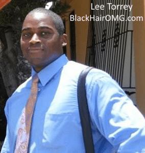 Lee Torrey of BlackHairOMG.com!