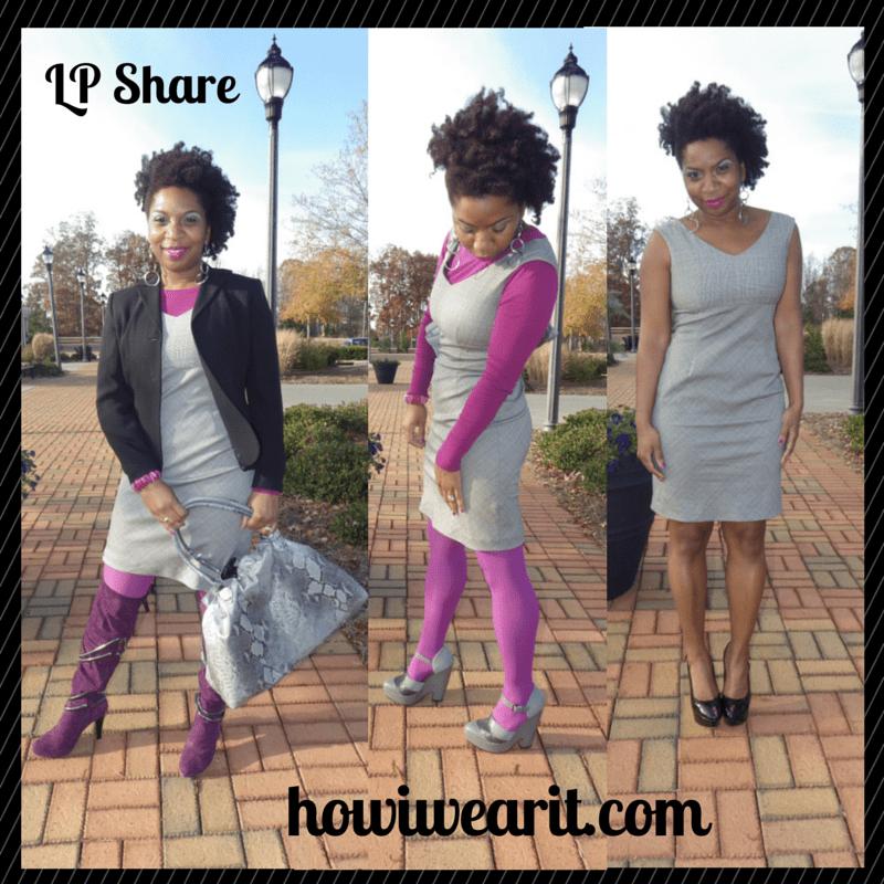 One Dress Worn 3 Ways LP Share How I Wear It