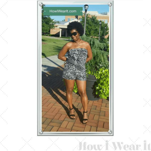 LP Share Romper