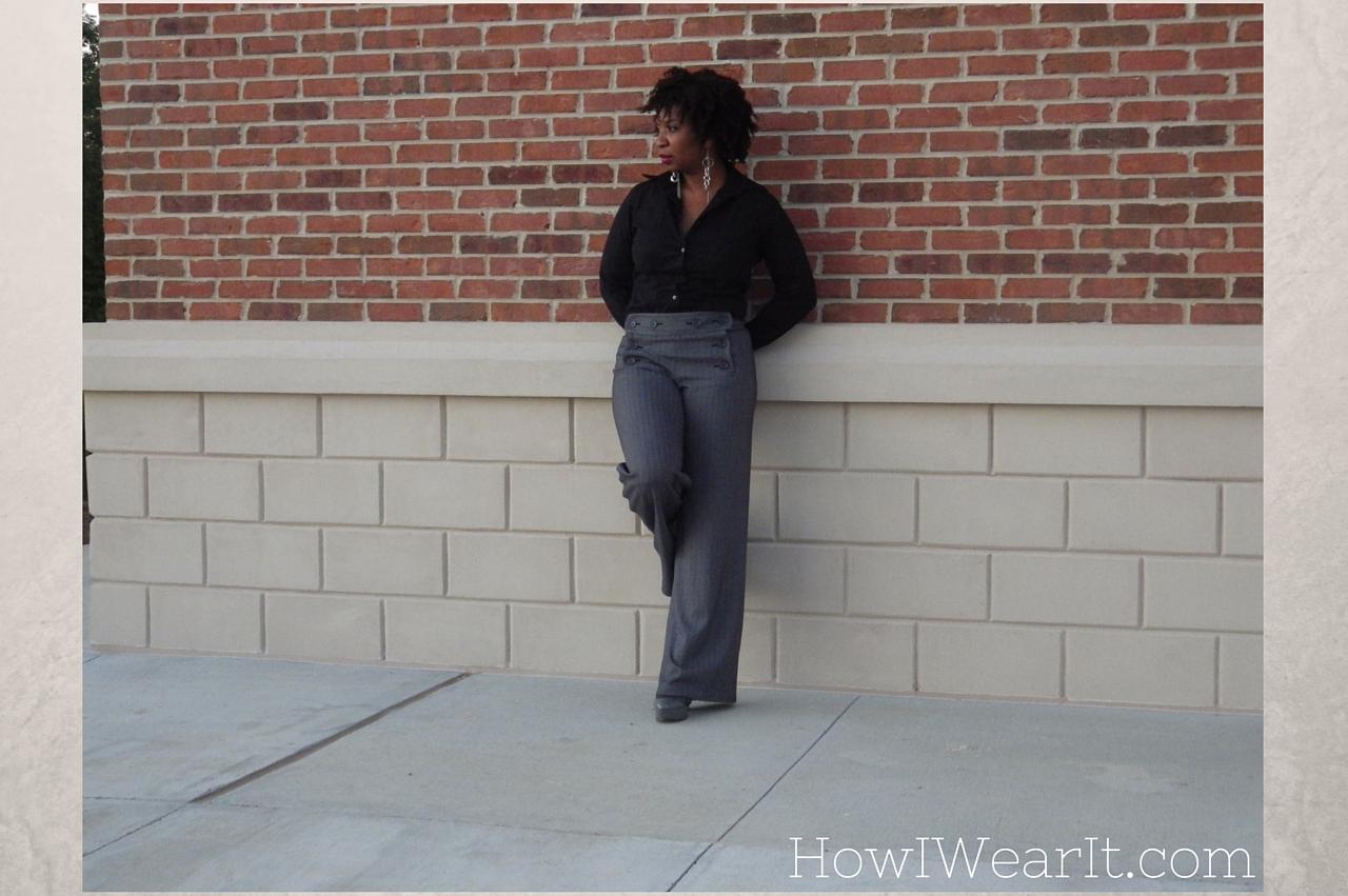 How I Wear It Career Tops Bottoms