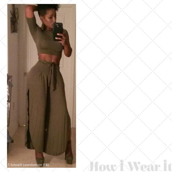 How I Wear It Crop Tops