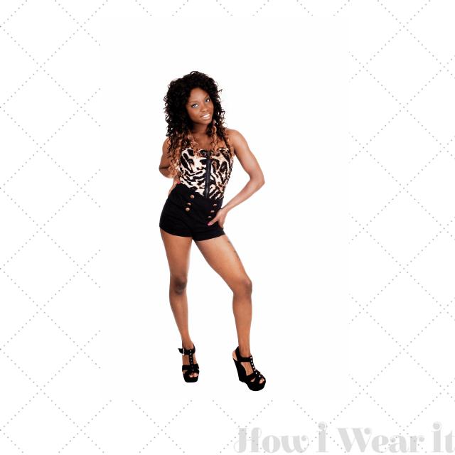 Womens Tank Tops on How I Wear It Shorts