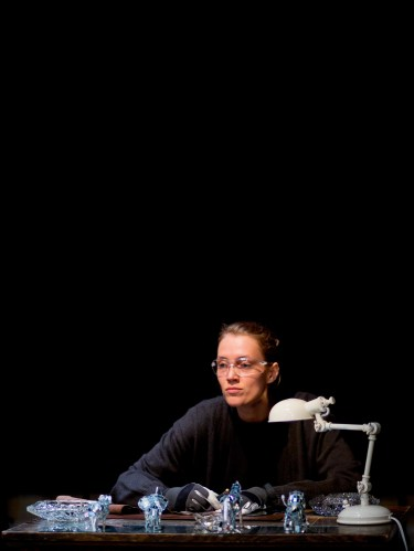 Photo of Hannah Spear by Yannick Anton