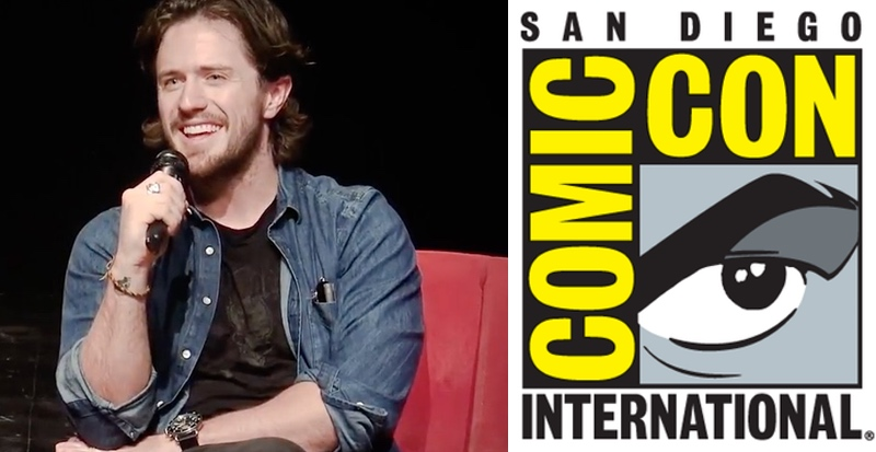 Pierce Brown SDCC