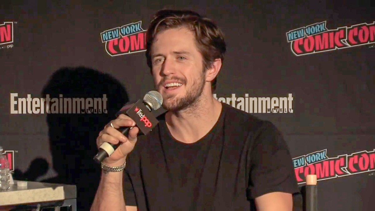 Pierce Brown Talks Dark Age, The TV Show Status And Red Rising Tattoos At NYCC