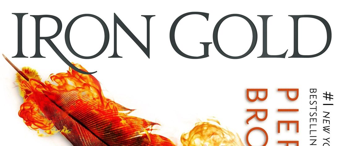 Iron Gold Cover