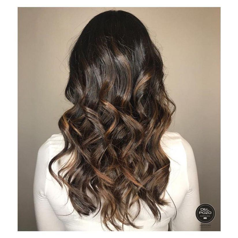 brown long hairstyles 04 - 35 charming brown long hairstyles in 2019