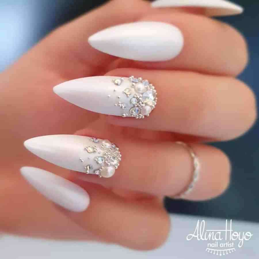 Stiletto Nails 05 - 20+ Amazing Stiletto Nails Ideas You Must To Try