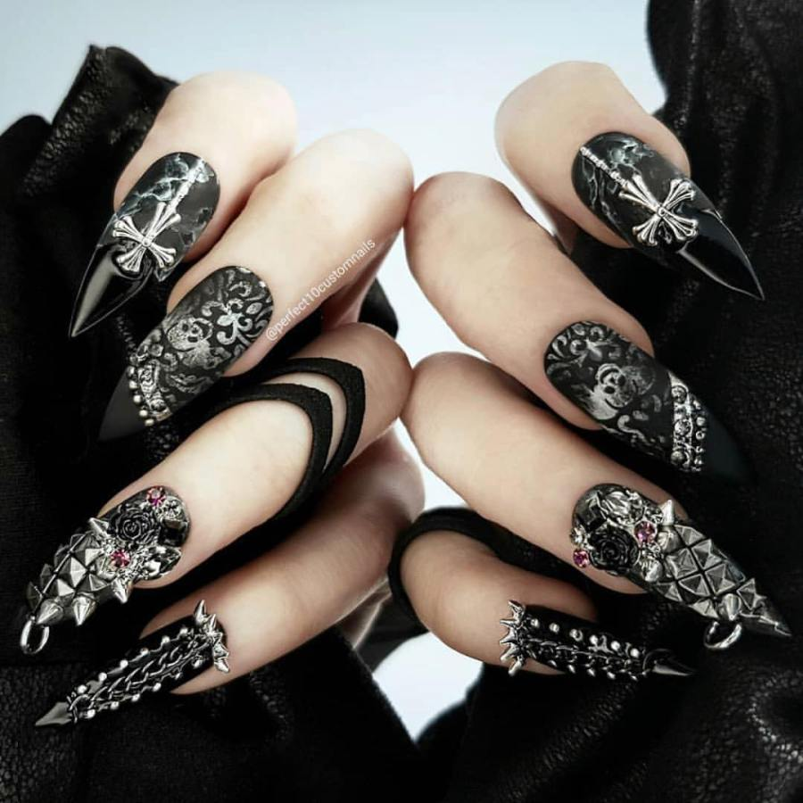 Stiletto Nails 16 - 20+ Amazing Stiletto Nails Ideas You Must To Try