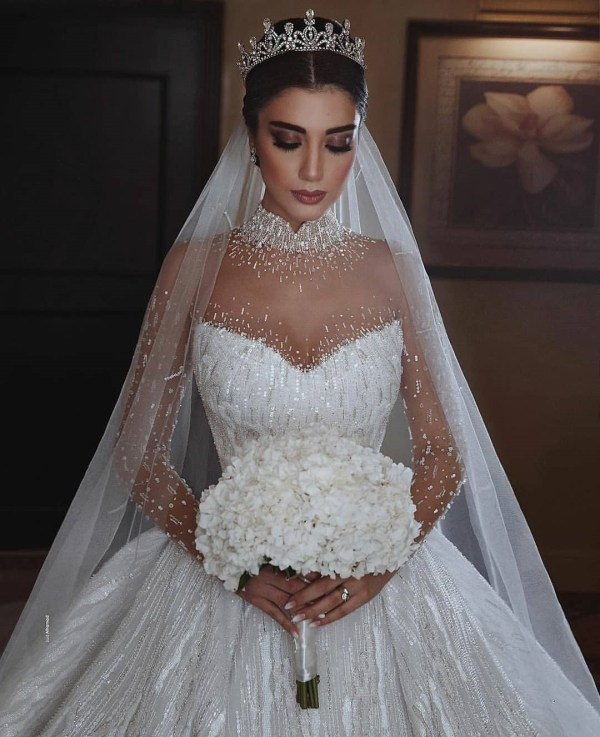 Wedding dresses 091219 05 - 50+ Stunning Wedding Dresses 2019