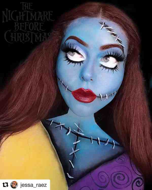 Halloween makeup looks 1018201912 - 90+ the Best Halloween Makeup Looks to Copy This Year