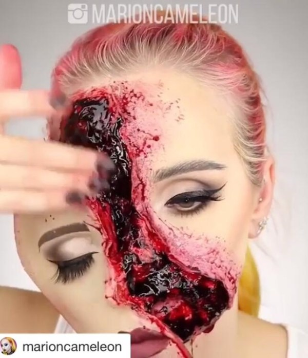 Halloween makeup looks 1018201921 - 90+ the Best Halloween Makeup Looks to Copy This Year