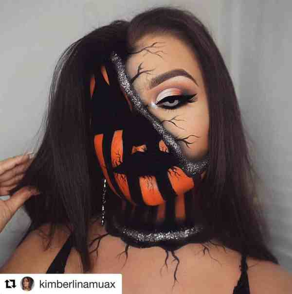 Halloween makeup looks 1018201924 - 90+ the Best Halloween Makeup Looks to Copy This Year