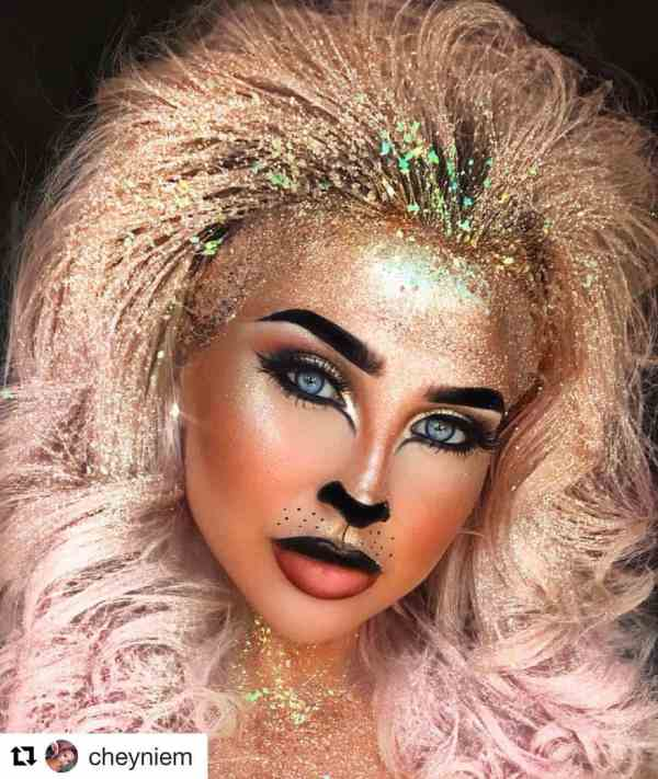 Halloween makeup looks 1018201931 - 90+ the Best Halloween Makeup Looks to Copy This Year