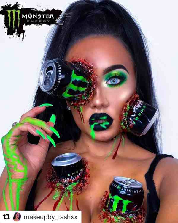 Halloween makeup looks 1018201944 - 90+ the Best Halloween Makeup Looks to Copy This Year