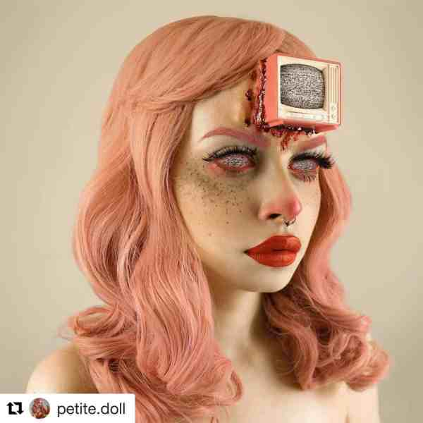 Halloween makeup looks 1018201956 - 90+ the Best Halloween Makeup Looks to Copy This Year