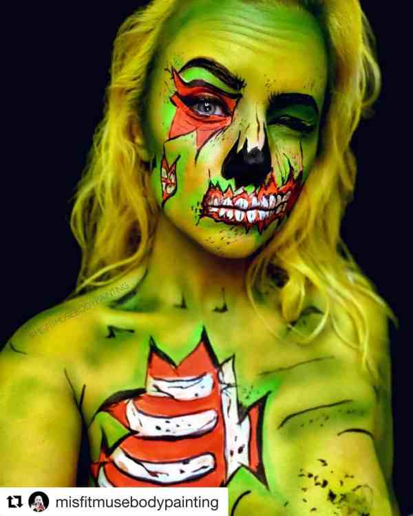 Halloween makeup looks 1018201964 - 90+ the Best Halloween Makeup Looks to Copy This Year