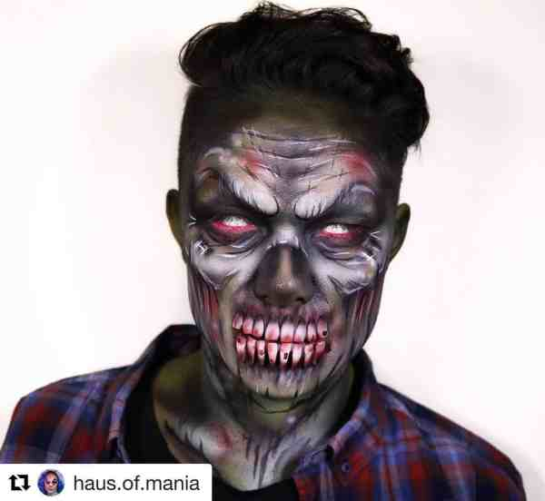 Halloween makeup looks 1018201972 - 90+ the Best Halloween Makeup Looks to Copy This Year