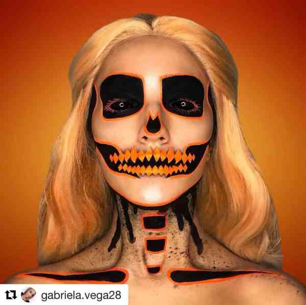 Halloween makeup looks 1018201974 - 90+ the Best Halloween Makeup Looks to Copy This Year