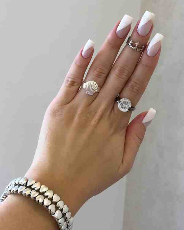 Simple Nails Design 1020201902 - 100+ Simple Nails Design for Minimalist
