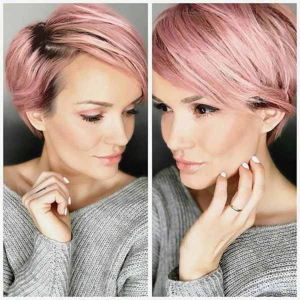 90 most edgy short hairstyles for women 2019  howlifestyles