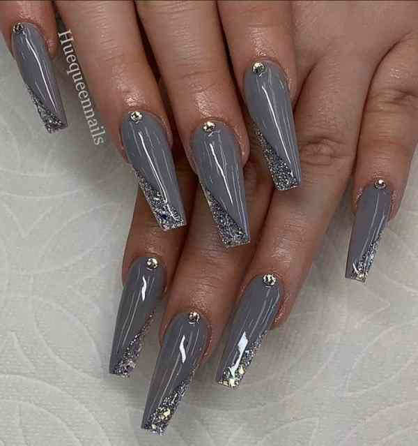 Coffin Nail 2019112703 - 50+ The Best Coffin Nail Designs