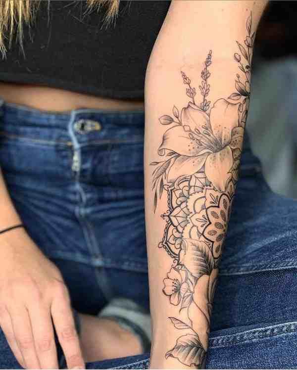 Tattoo ideas 2019112513 - 90+ Female Best Beautiful Tattoo Ideas