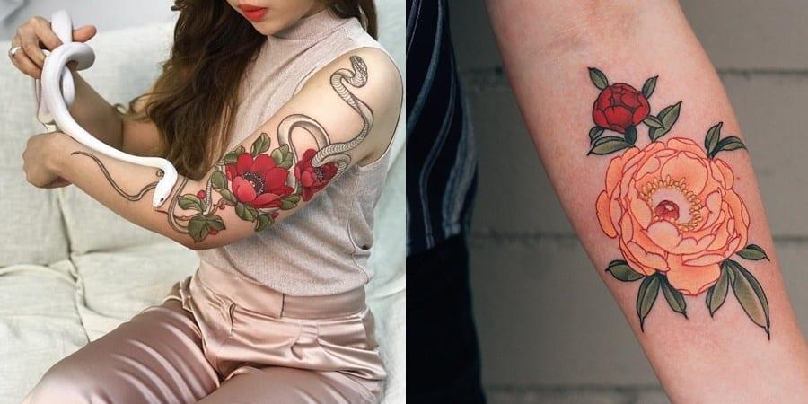 Flower Tattoo Ideas 20191213 - 70+ Impressive Flower Tattoo Ideas