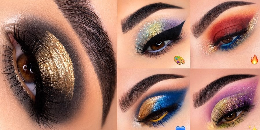 Prom Eye Makeup 20191216 - 30+ Wonderful Prom Eye Makeup Looks