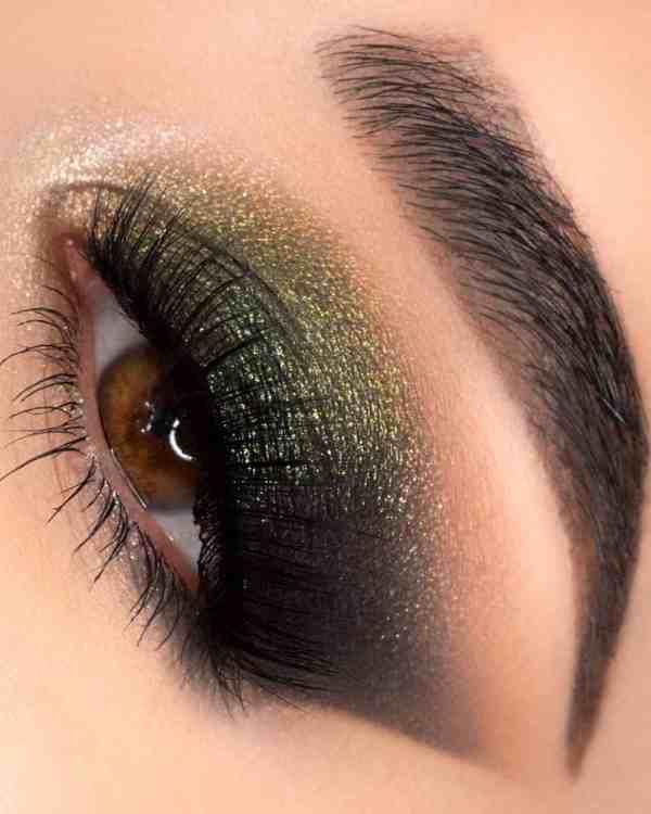 Prom Eye Makeup 2019121602 - 30+ Wonderful Prom Eye Makeup Looks
