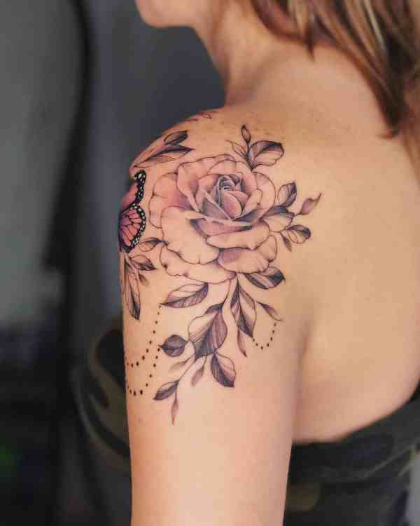 Women Tattoos 2019122901 - 60+ Perfect Women Tattoos to Inspire You