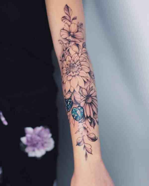 Women Tattoos 2019122910 - 60+ Perfect Women Tattoos to Inspire You