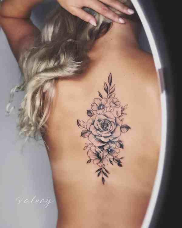 Women Tattoos 2019122917 - 60+ Perfect Women Tattoos to Inspire You