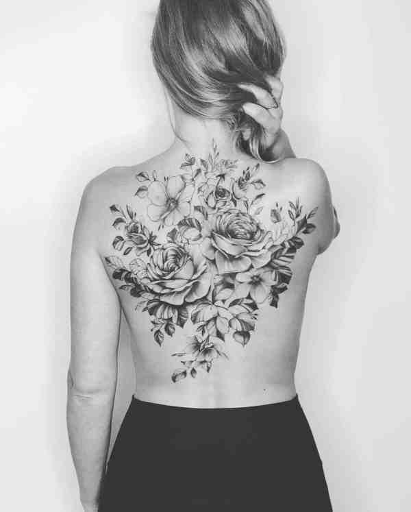 Women Tattoos 2019122920 - 60+ Perfect Women Tattoos to Inspire You