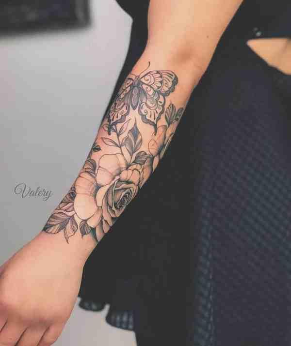 Women Tattoos 2019122931 - 60+ Perfect Women Tattoos to Inspire You