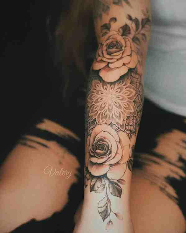 Women Tattoos 2019122945 - 60+ Perfect Women Tattoos to Inspire You