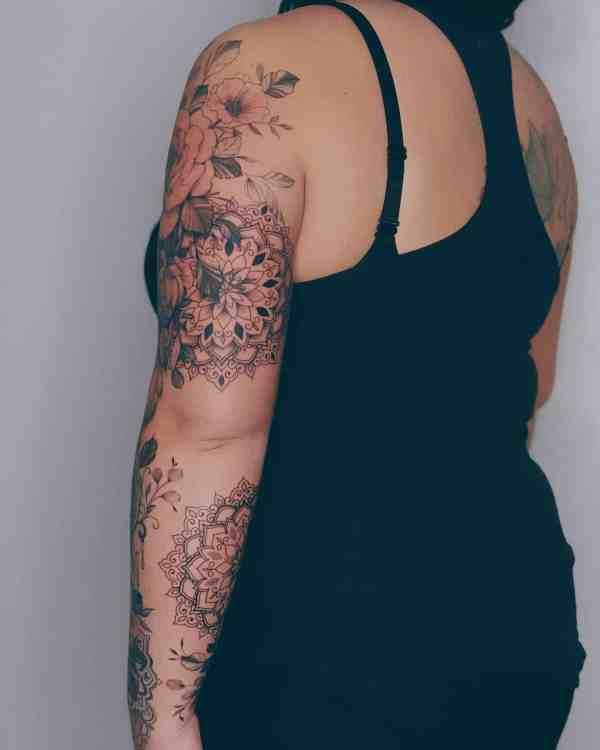Women Tattoos 2019122959 - 60+ Perfect Women Tattoos to Inspire You