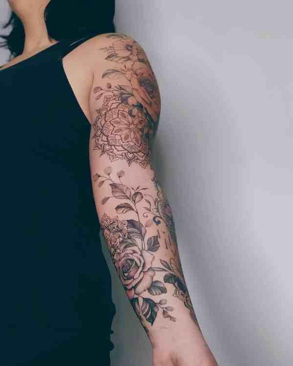 Women Tattoos 2019122960 - 60+ Perfect Women Tattoos to Inspire You