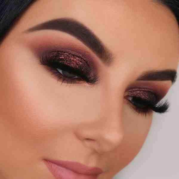 glam eye makeup 2019122701 - 30+ Glam Eye Makeup Make You Shine