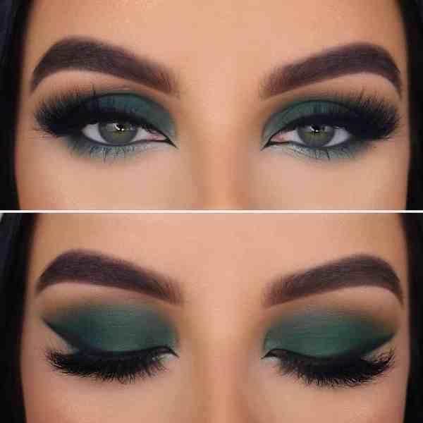 glam eye makeup 2019122703 - 30+ Glam Eye Makeup Make You Shine