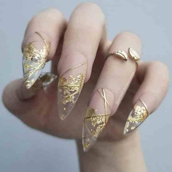 stiletto nails 2019121405 - 30+ Sharp Stiletto Nails Idea Very Cool