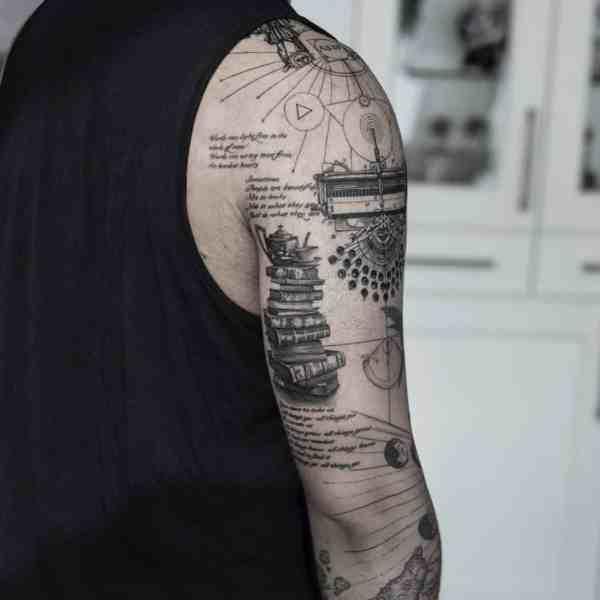 unique tattoo ideas 2019122105 - 40+ Beautifully Unique Tattoo Ideas for You
