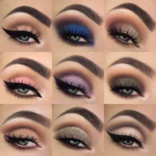 Eyes Makeup 2020013031 - 30+ Best Eyes Makeup and Lipstick Colors In Winter