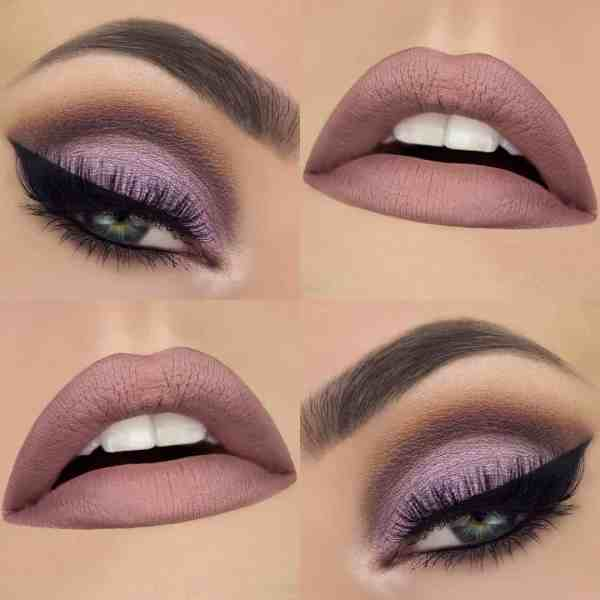 Eyes Makeup 2020013038 - 30+ Best Eyes Makeup and Lipstick Colors In Winter