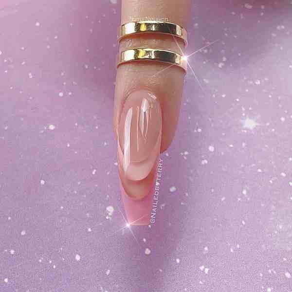 Winter Coffin Nail 2020011419 - 40+ Winter Coffin Nail Designs You Must Try
