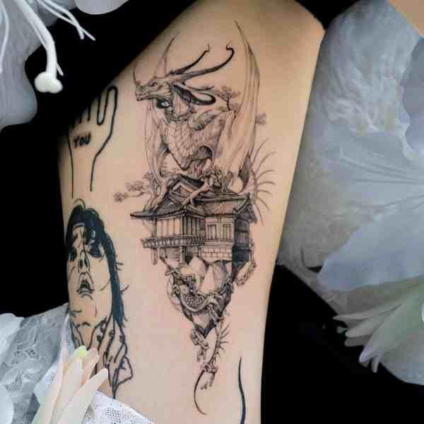 best tattoo ideas 2020011959 - 100+ Best Tattoo Ideas Will Inspire You