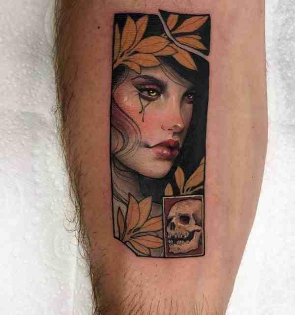 elegant tattoo 2020012626 - 60+ Elegant Tattoo Ideas Will Inspire Women