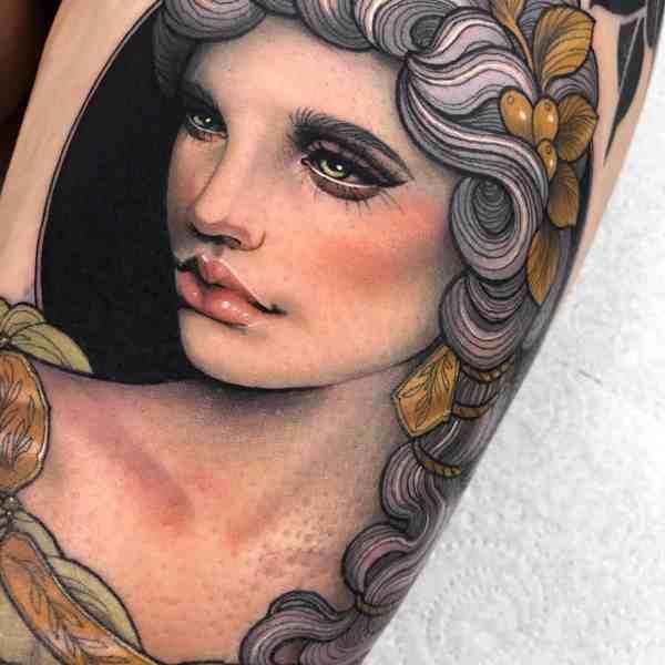 elegant tattoo 2020012636 - 60+ Elegant Tattoo Ideas Will Inspire Women